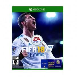 Videojuego FIFA 18 XBox-One EA - Envío Gratuito