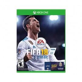 Videojuego FIFA 18 XBox 360 EA - Envío Gratuito