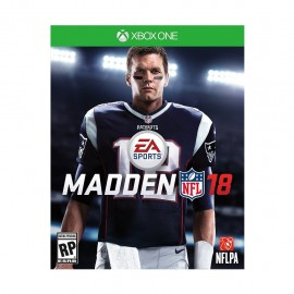 Videojuego Madden NFL 18 XBox-One EA - Envío Gratuito