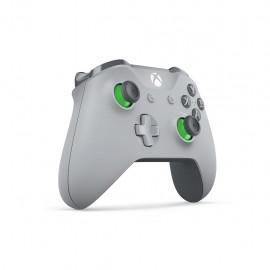 Control Xbox One Inalámbrico Gris y Verde - Envío Gratuito
