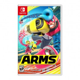 Arms Nintendo Switch - Envío Gratuito