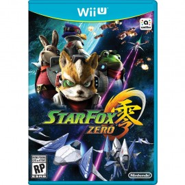 Videojuego Star Fox Zero Wii U - Envío Gratuito