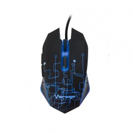 Mouse Start the Game Vorago MO-501 Negro - Envío Gratuito