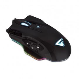 Mouse Game Factor Vorago MOG600 Negro - Envío Gratuito