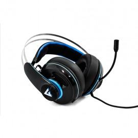 Diadema 7.1 Game Factor HSG600 Negro - Envío Gratuito