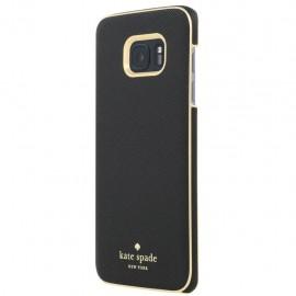 Protector Kate Spade Saffiano Wrap Negro Acce Samsung - Envío Gratuito