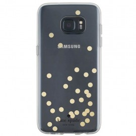 Protector Kate Spade Hardshell Confetti Dot Acce Samsung - Envío Gratuito