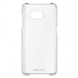 Protector Clear Cover Plata Galaxy S7 Acce Samsung - Envío Gratuito
