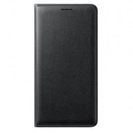 Funda Protectora Flip Wallet Negro Galaxy J3 Acce Samsung - Envío Gratuito