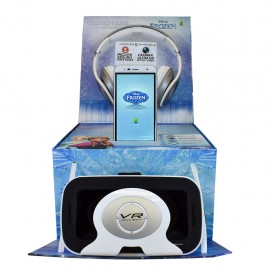 Kempler & Stauss Smart Phone Frozen + Audífonos + Lentes Realidad Virtual - Envío Gratuito