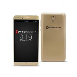 Smartphone Swissmobility 6'' Quadcore Gen6010 Desbloqueado - Envío Gratuito