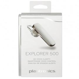 Manos libres Plantronics Explorer 500 Blancos - Envío Gratuito