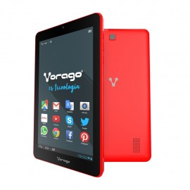 Tablet 7 Vorago PAD 7 Rojo - Envío Gratuito