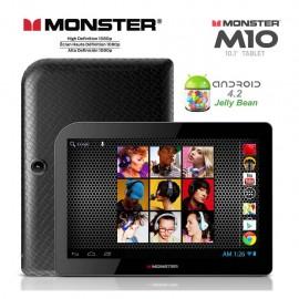 "Tablet Monster 10.1"" Android 4.2 16GB - Envío Gratuito"