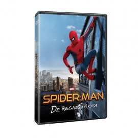 Spider-Man: De Regreso a Casa DVD - Envío Gratuito