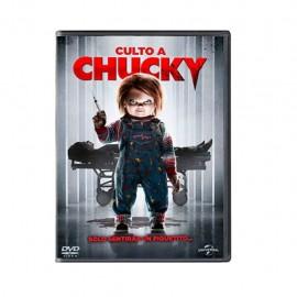 Culto A Chucky DVD - Envío Gratuito