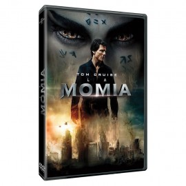 La Momia 2017 DVD - Envío Gratuito
