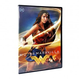 Mujer Maravilla 2017 DVD - Envío Gratuito