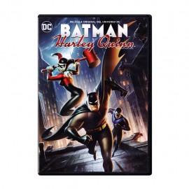 Batman & Harley Quinn DVD - Envío Gratuito