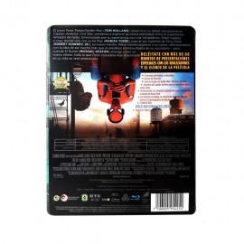 Spider Man De Regreso a Casa Steelbook Blu ray - Envío Gratuito
