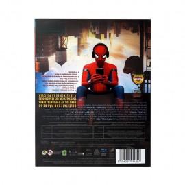 Spider Man De Regreso a Casa Blu ray DVD - Envío Gratuito