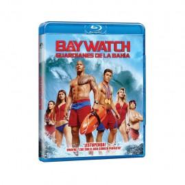 Baywatch Guardianes de la Bahia Blu ray - Envío Gratuito