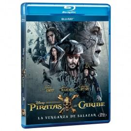 Piratas Del Caribe La Venganza De Salazar Blu ray - Envío Gratuito