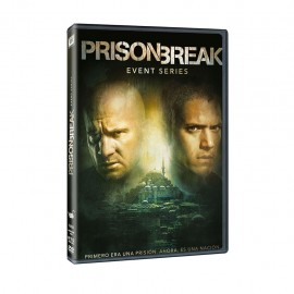 Prison Break: Resurrección Event Series DVD - Envío Gratuito
