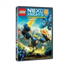 Nexo Knights: Tormenta En Knighton Temporada 3 DVD - Envío Gratuito