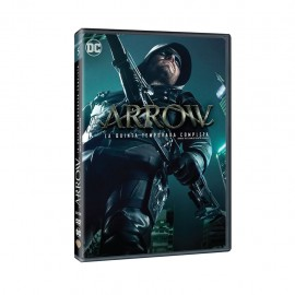Arrow Temporada 5 DVD - Envío Gratuito