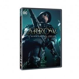 Arrow Temporada 5 DVD - Envío Gratuito