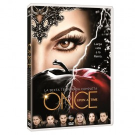Once Upon A Time Temporada 6 DVD - Envío Gratuito