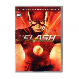 Flash Temporada 3 DVD - Envío Gratuito