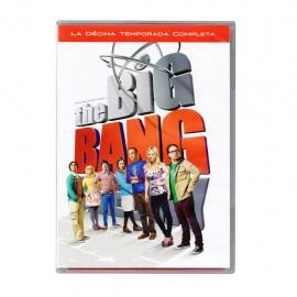 La Teoria del Big Bang Temporada 10 DVD - Envío Gratuito