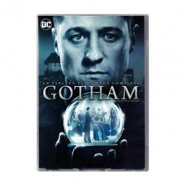 Gotham Temporada 3 DVD - Envío Gratuito