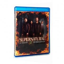 Supernatural Temporada 12 Blu-ray - Envío Gratuito