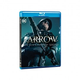Arrow Temporada 5 Blu-ray - Envío Gratuito