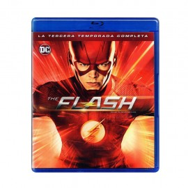 Flash Temporada 3 Blu-ray - Envío Gratuito