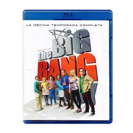 La Teoria del Big Bang Temporada 10 Blu-ray - Envío Gratuito