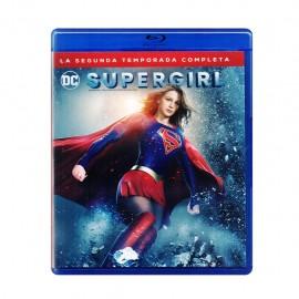 Supergirl Temporada 2 Blu-ray - Envío Gratuito