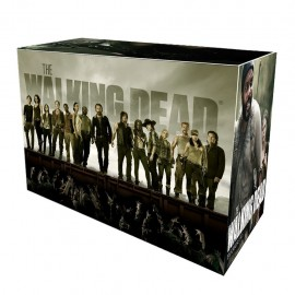 The Walking Dead Temporadas 1 a 5 Boxset Blu-ray - Envío Gratuito