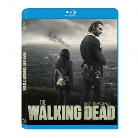 """The Walking Dead Temporada 6"" Serie Tv Blu-Ray - Envío Gratuito"