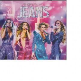 Jeans / 20 Años En Vivo - Envío Gratuito