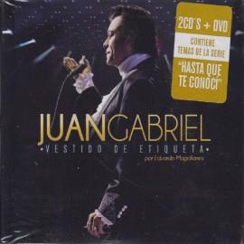 Juan Gabriel / Vestido de Etiqueta - Envío Gratuito