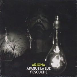 Ricardo Arjona / Apague la Luz y Escuche - Envío Gratuito