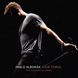 PABLO ALBORAN / TOUR TERRAL TRES NOCHES EN LAS VENTAS - Envío Gratuito