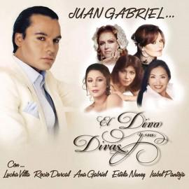 Juan Gabriel (Varios) / EL DIVO Y SUS DIVAS - Envío Gratuito