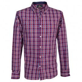 Camisa Polo Club FVR75 Rojo - Envío Gratuito