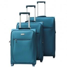 Set de 3 maletas 2 ruedas Pianeta modelo YX005 - Envío Gratuito