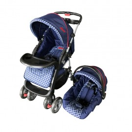 Carriola Baby/Buggy Travel Aventura - Envío Gratuito